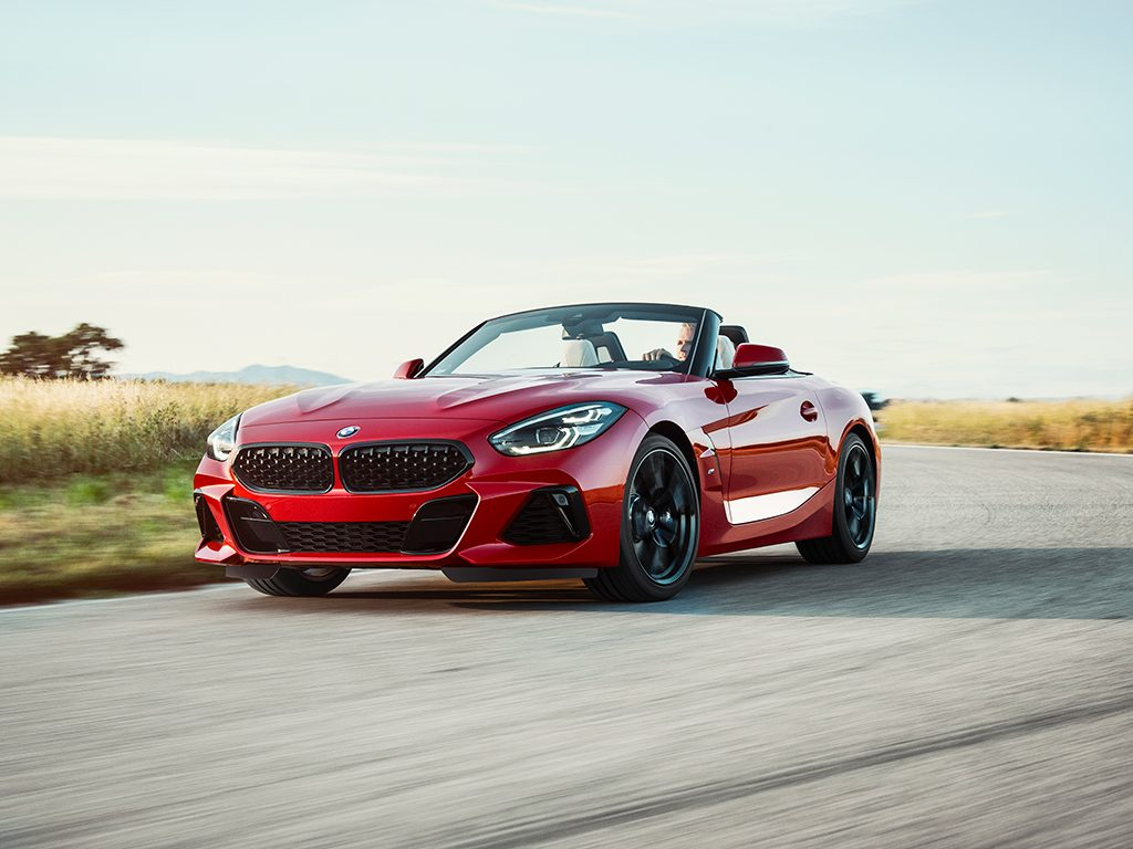 BMW Z4 M40i First Edition, 100% Roadster