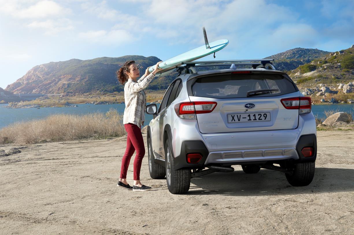 Tracción integral para el verano by Subaru