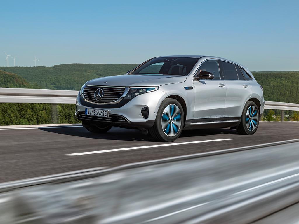 Nuevo Mercedes-Benz EQC