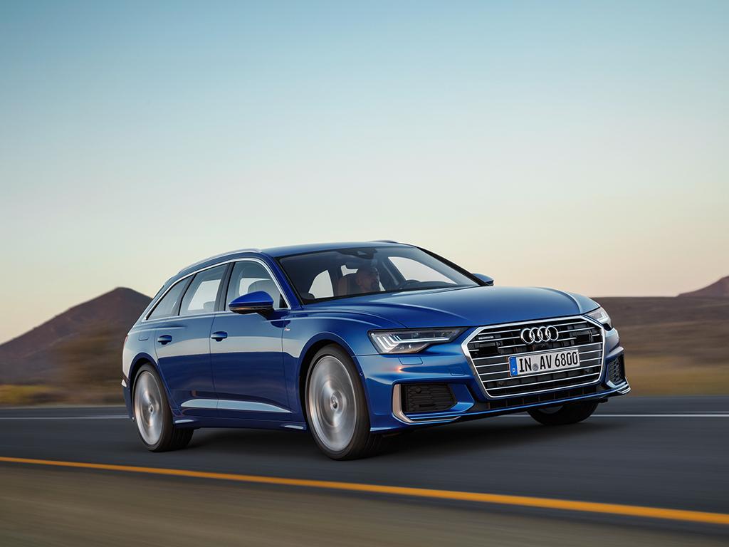Audi A6 Avant, familiar versátil