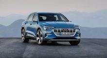 AUDI e-Tron, SUV 100% eléctrico