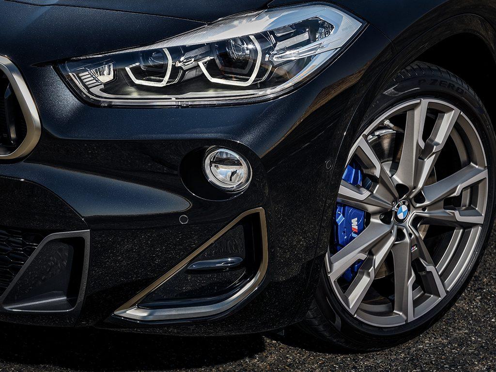 BMW X2 M35i ya tiene precio para el mercado español