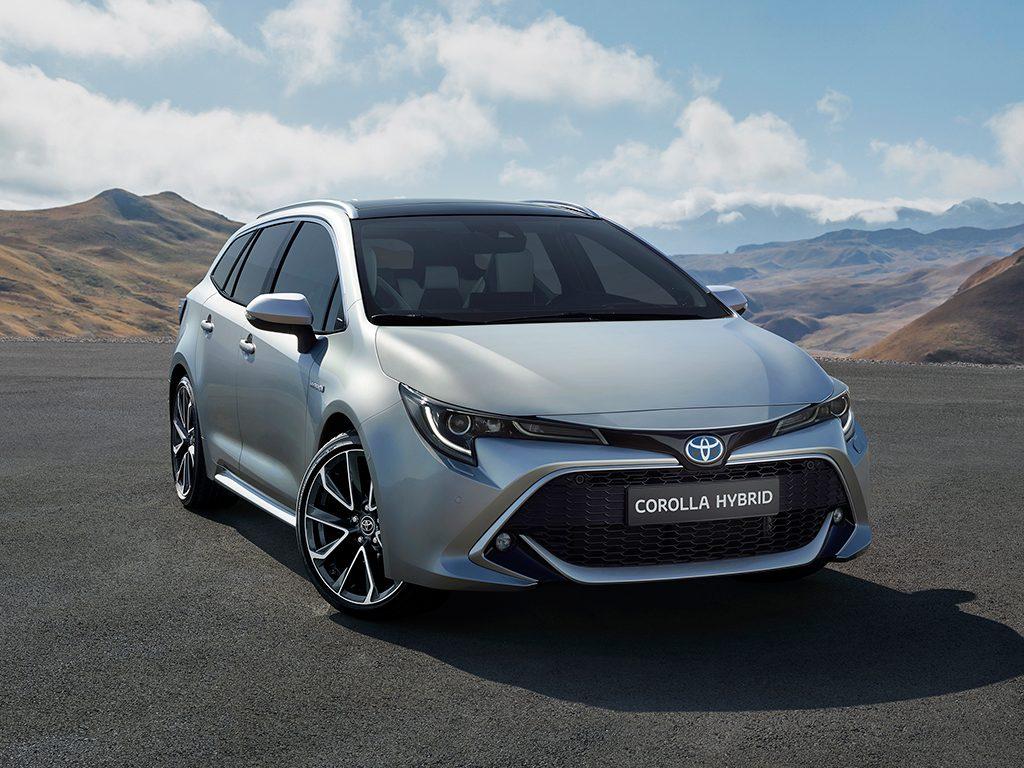 Nuevo Toyota Corolla Hybrid Touring Sports