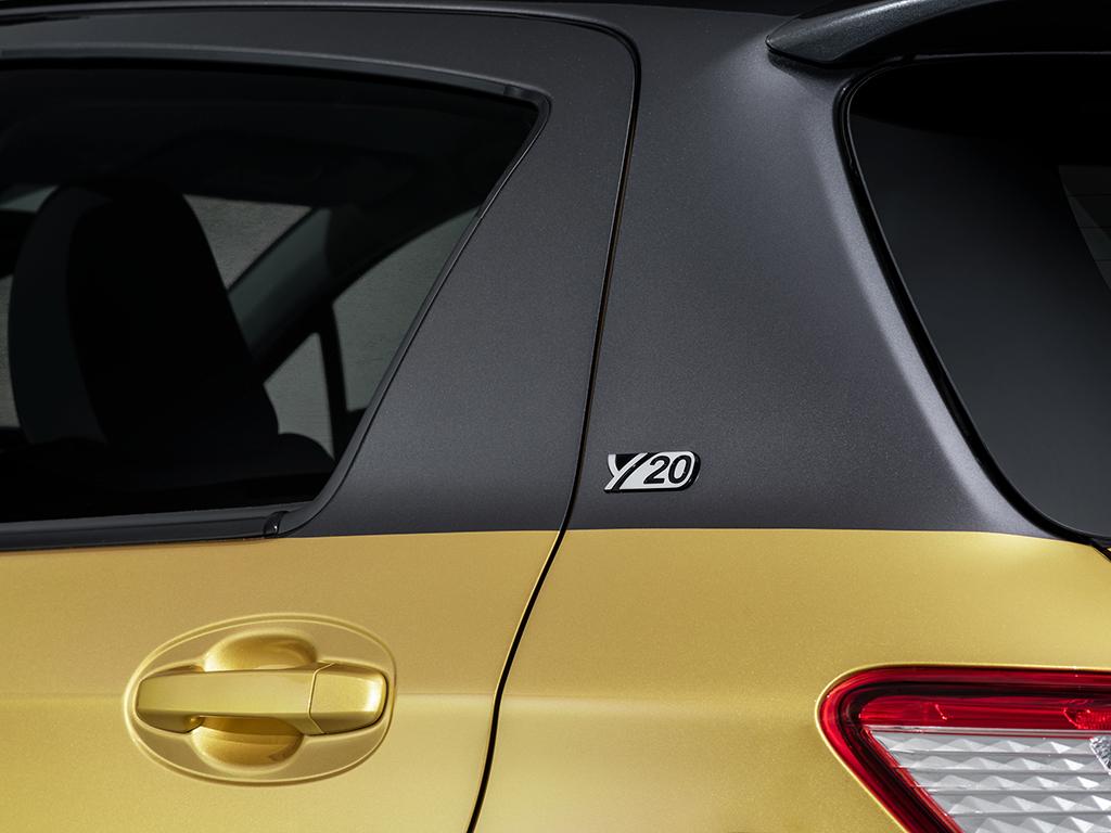 Toyota Yaris GR Sport y Yaris Y20