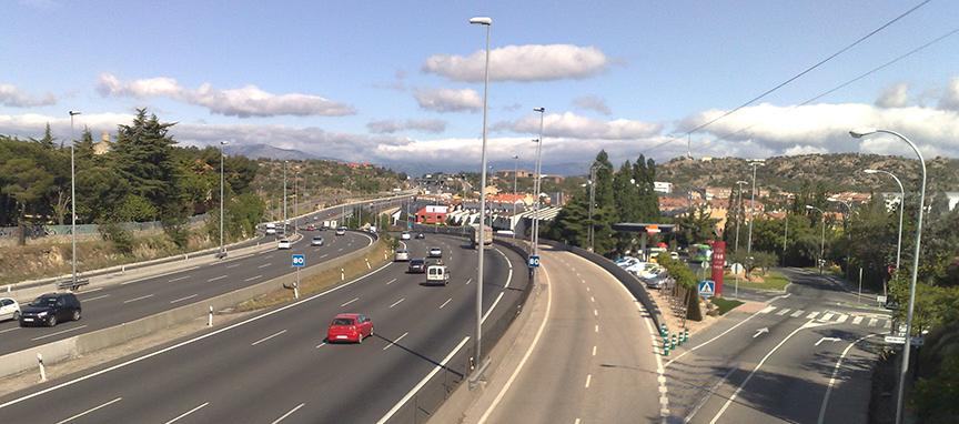 Dispositivo especial de la DGT para el Puente de los Santos