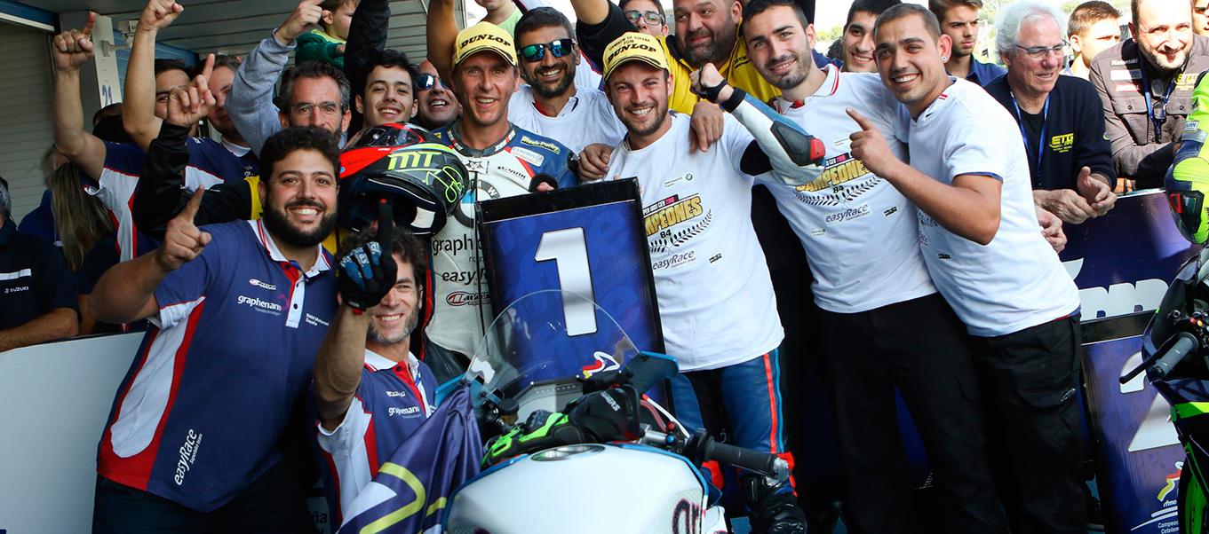 Carmelo Morales campeón de la RFME CEV