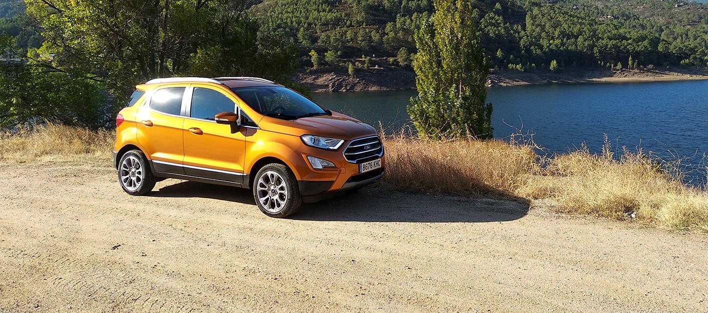 Ford EcoSport, juvenil y dinámico