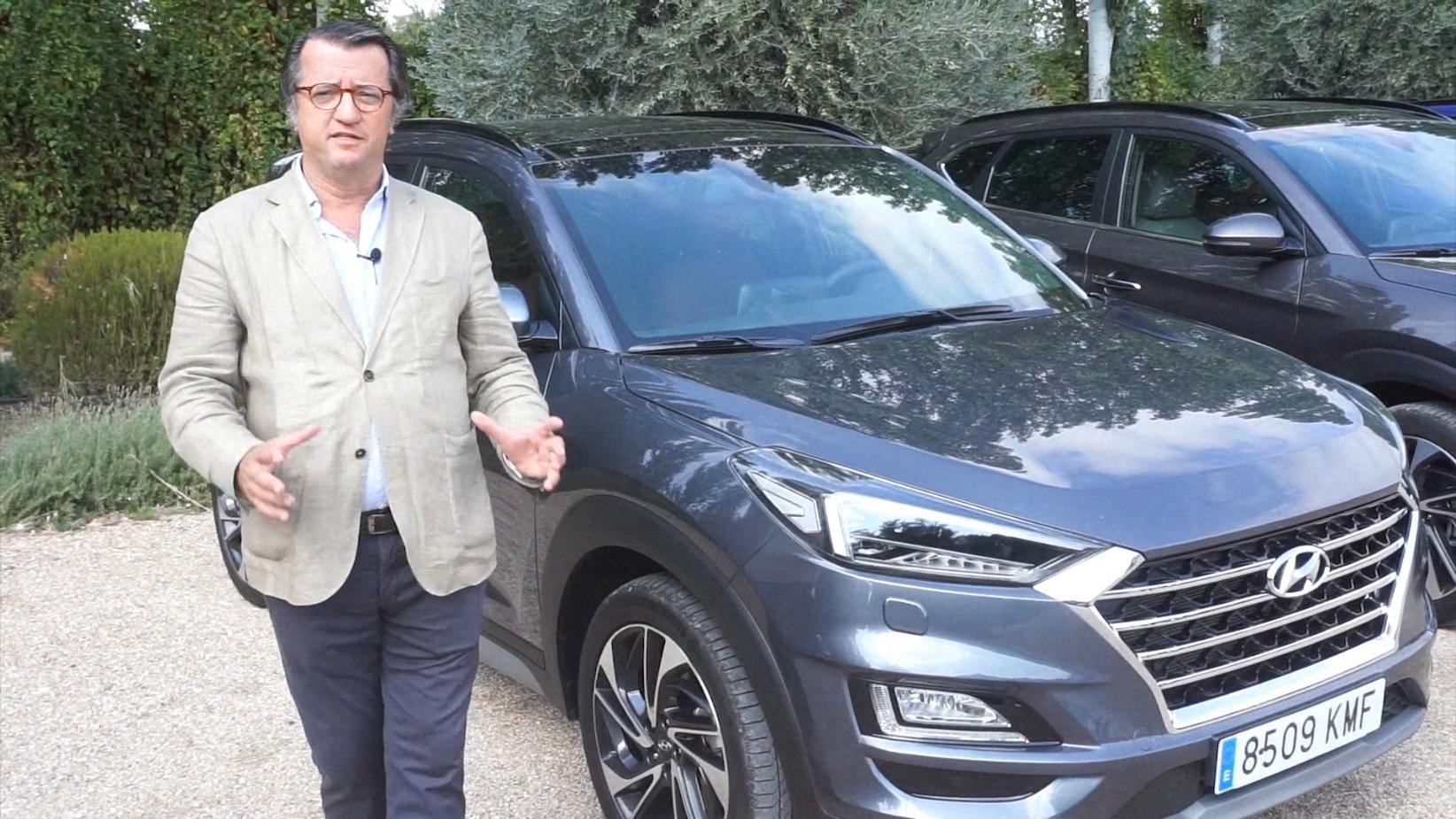 Nuevo Hyundai Tucson desgranado por Santiago de la Rocha