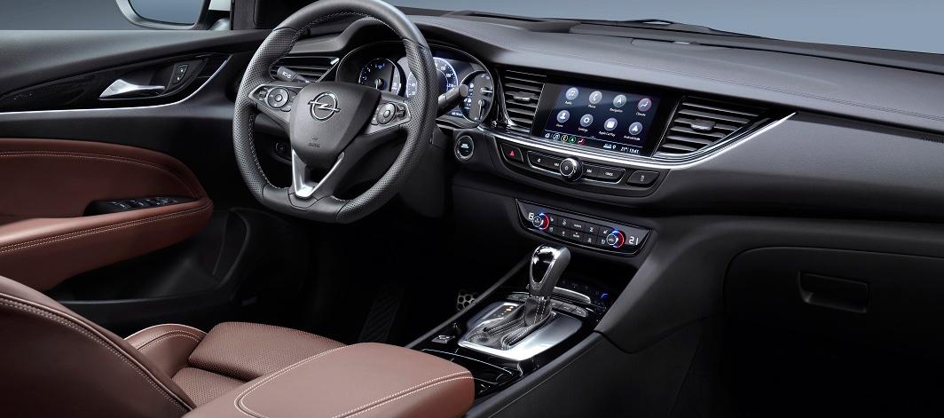 Nuevos sistemas infoentretenimiento de Opel