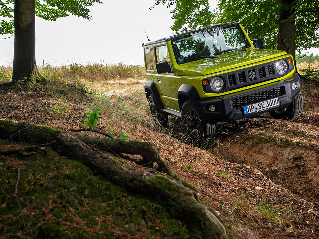 Suzuki Jimny elegido 2019 World Urban Car en los World Car Awards
