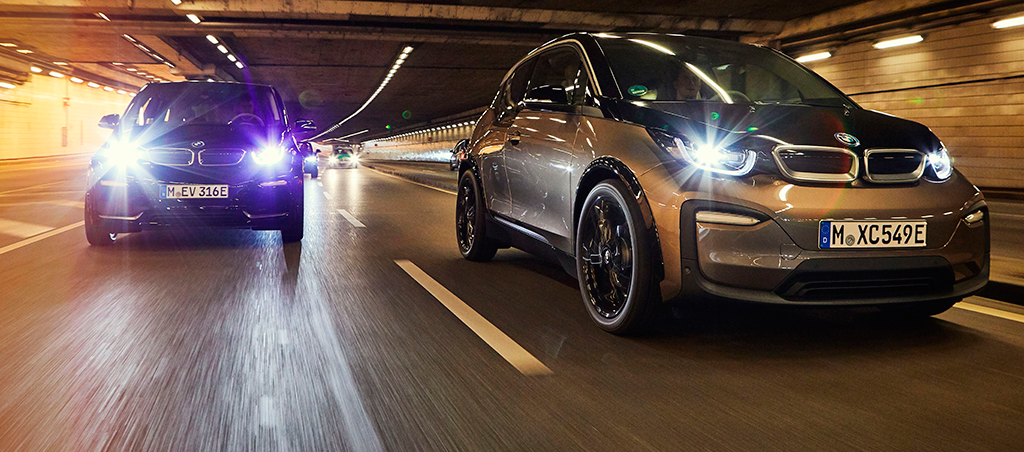 BMW i3 (120 Ah) y BMW i3s (120 Ah)