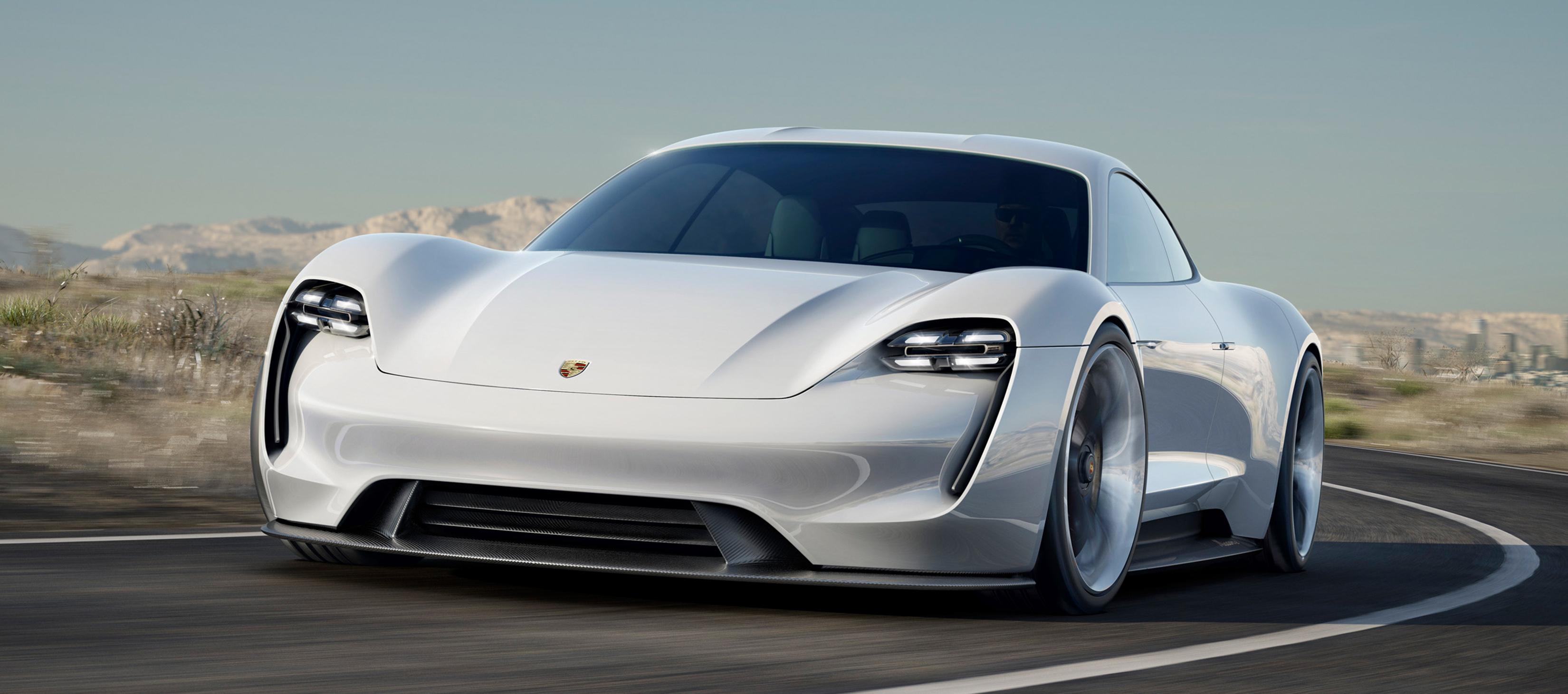 Porsche comienza su era eléctrica con el Taycan