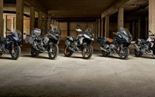 Nuevas BMW R 1250 R, RS y GS Adventure