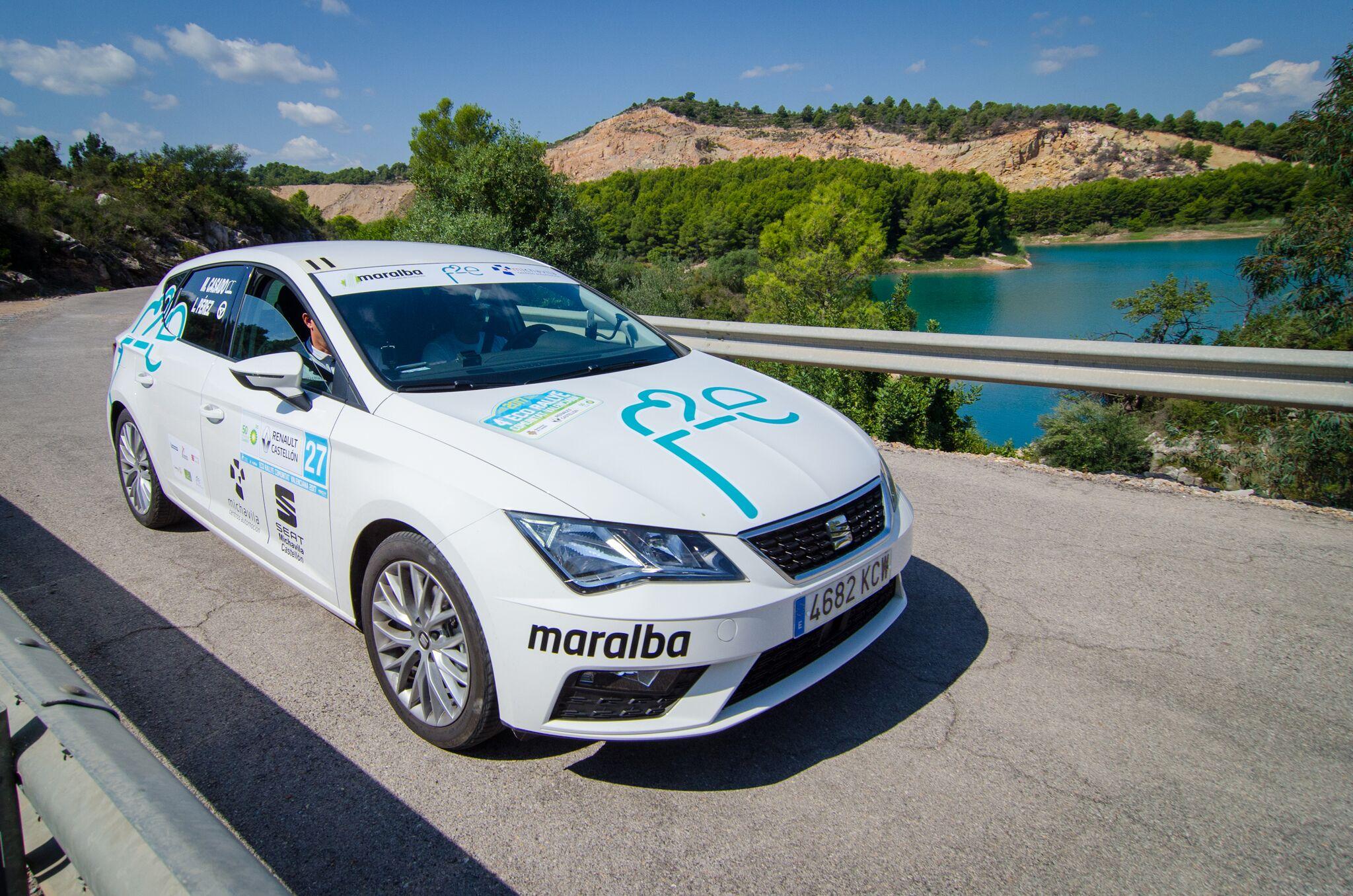 Más de 40 equipos para el Eco Rallye de la Comunitat Valenciana