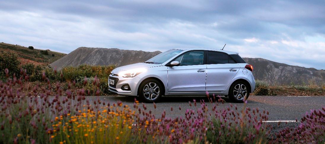 Hyundai i20 mejor coche compacto según el Informe TÜV 2019
