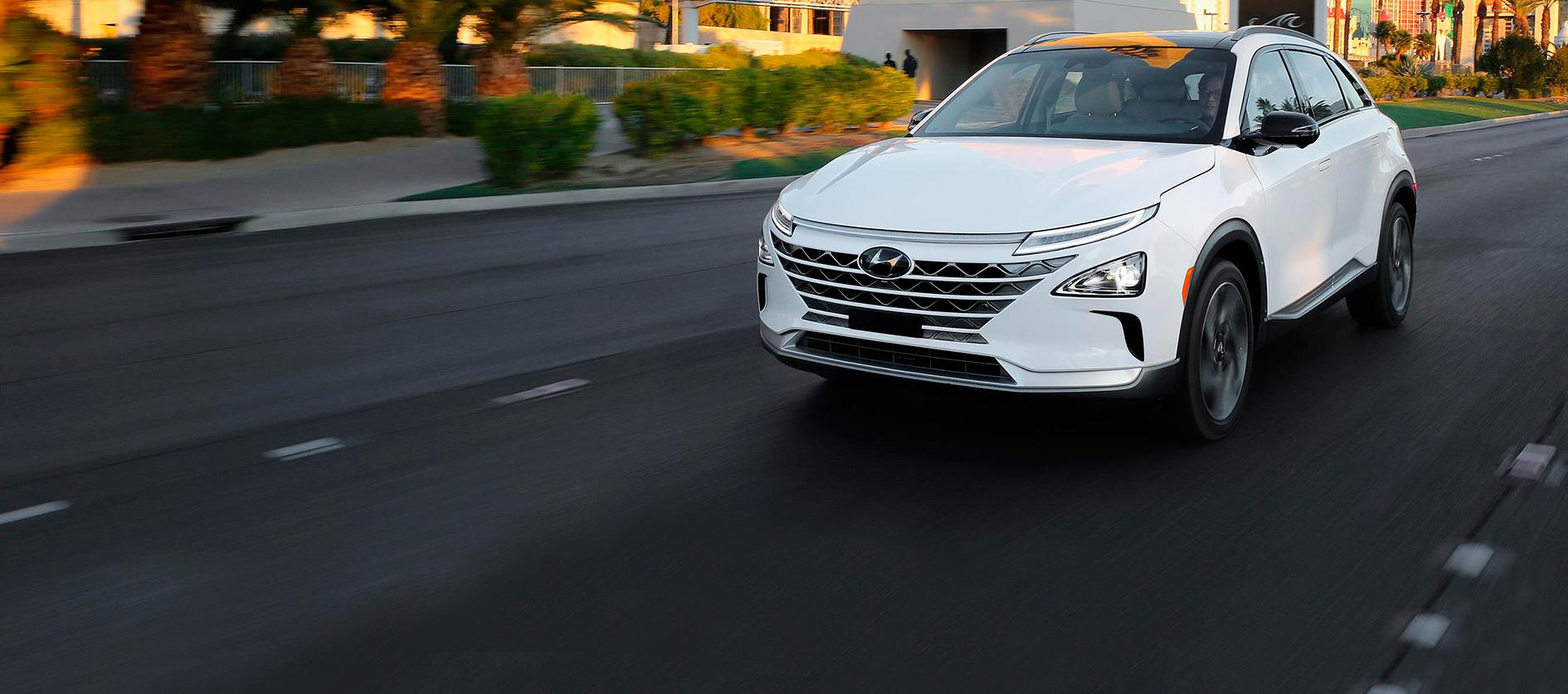 Hyundai NEXO,primer FCEV matriculado en nuestro país