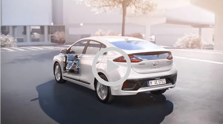 Hyundai Ioniq híbrido, equilibrio entre hoy y mañana - Vídeo