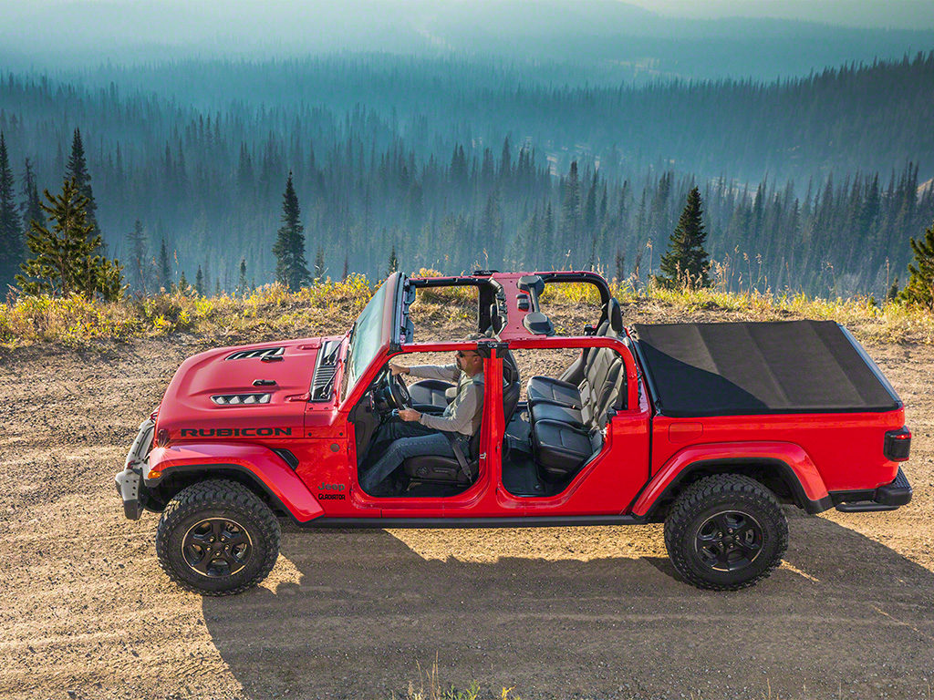 Jeep Camp 2019 con el Jeep Gladiator como protagonista indiscutible