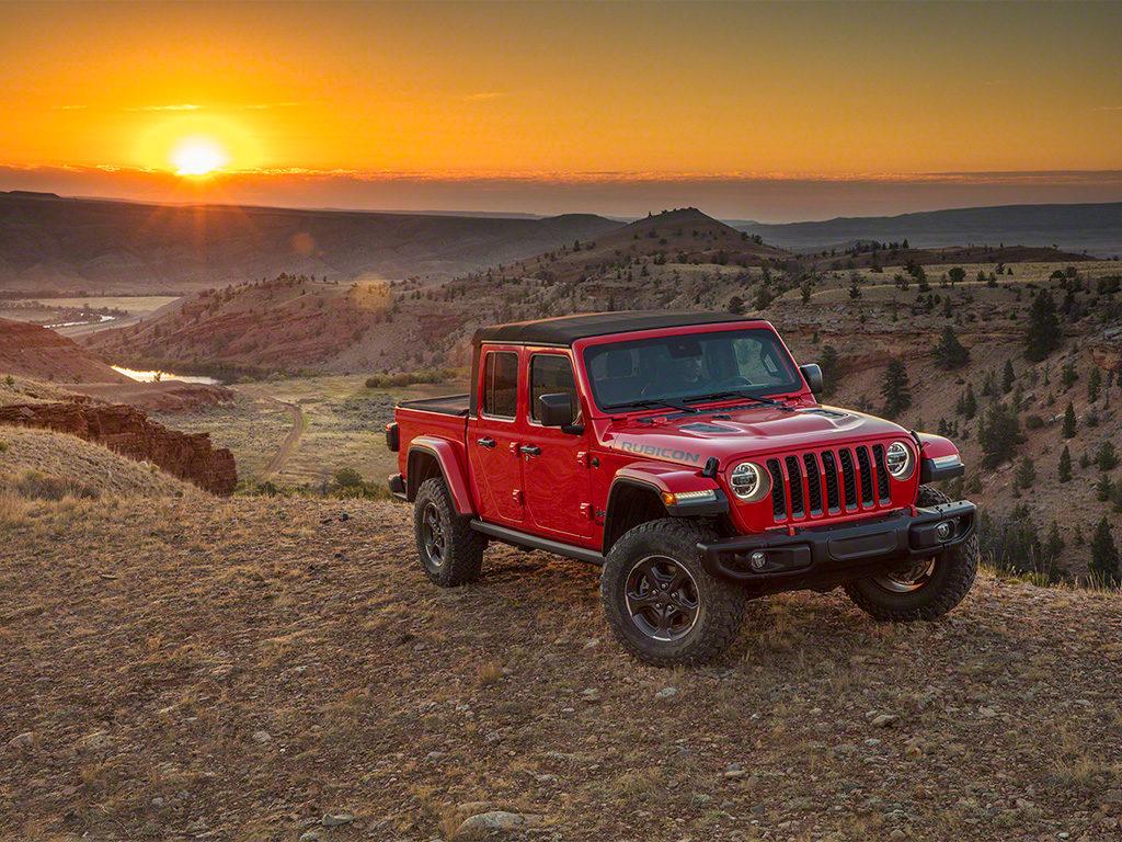 Jeep Camp 2019 con el Jeep Gladiator como protagonista indiscutible