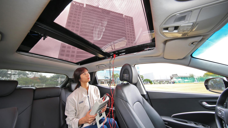 Kia y Hyundai han anunciado su proyecto para introducir la tecnología de carga solar en algunos de los vehículos