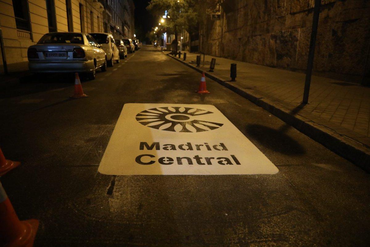 Toda la información sobre el futuro Madrid Central