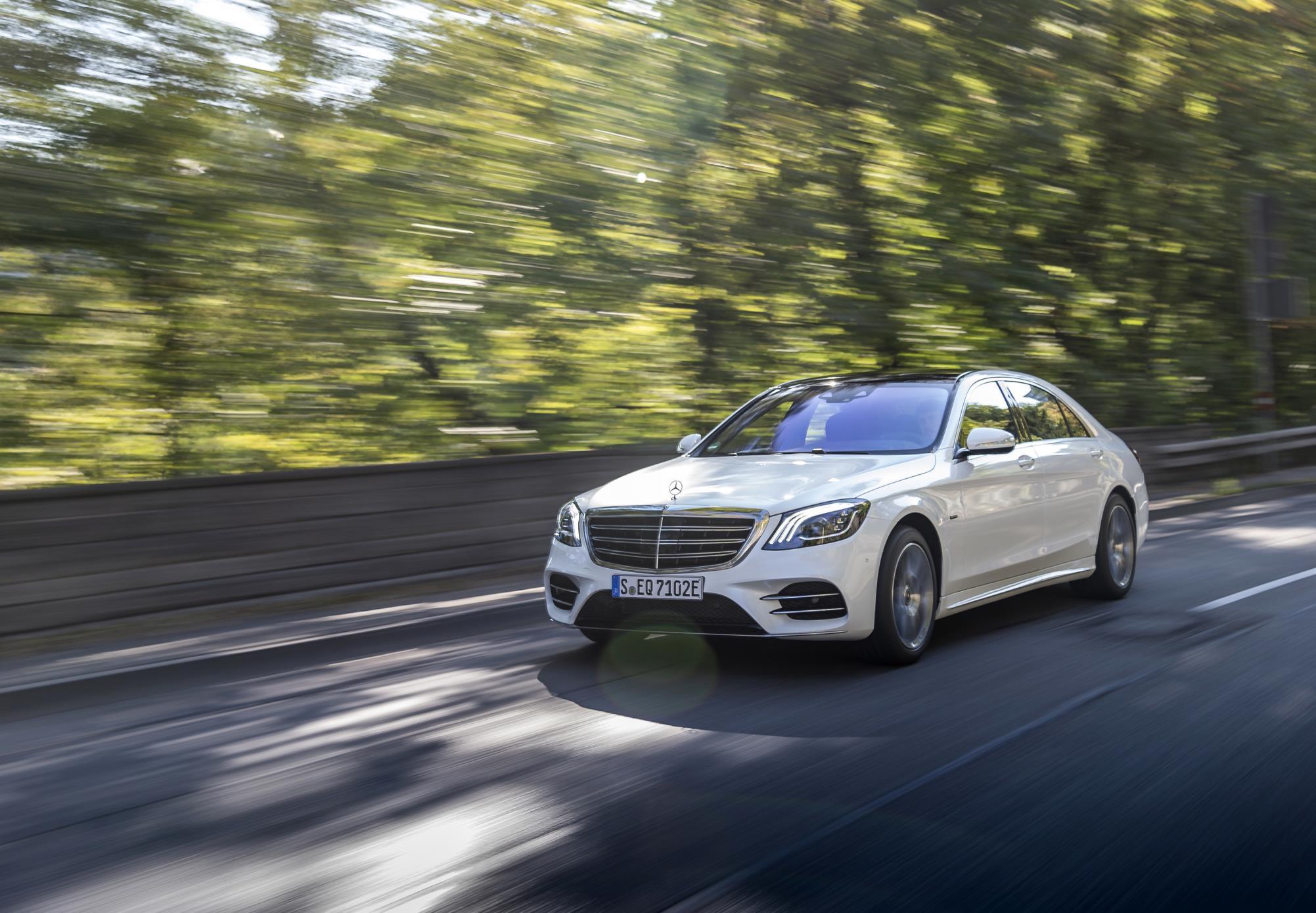 Ya se admiten pedidos del Mercedes-Benz S 560e