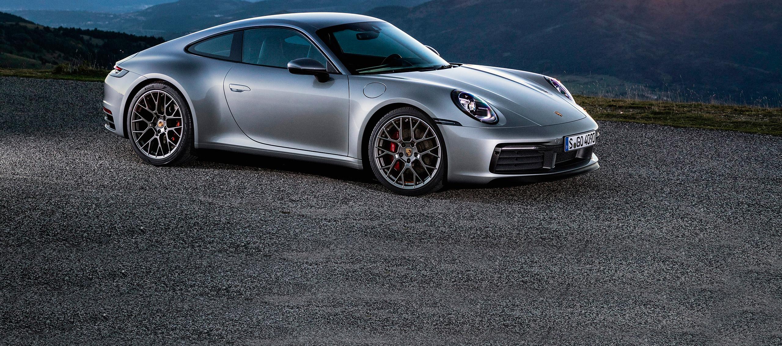 Porsche Road Trip, el viaje más digital de Porsche