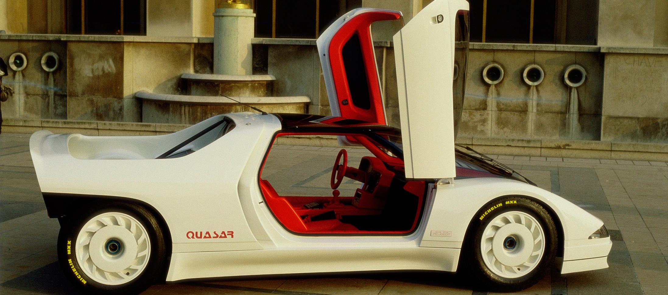 Peugeot presenta su nuevo Concept, el Peugeot Quasar