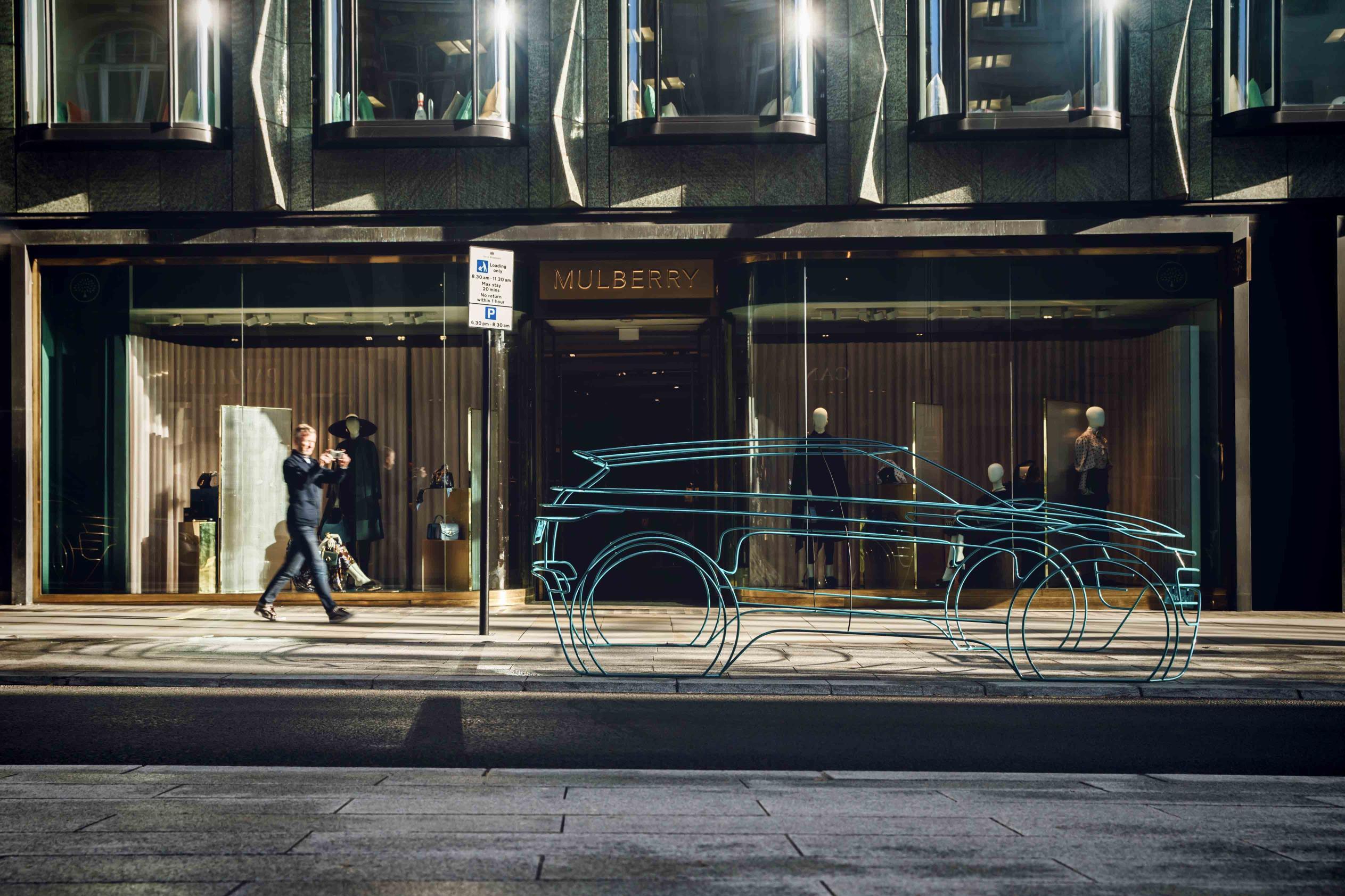 Cuenta atrás para la presentación del nuevo Range Rover Evoque