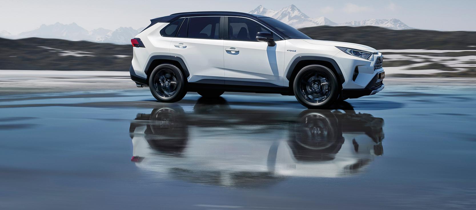 Arranca la comercialización del Toyota RAV4 Hybrid