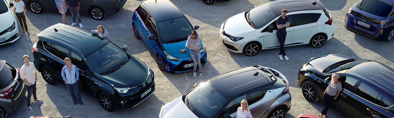 Toyota España, ya ha vendido más 200.000 híbridos eléctricos en el mercado español
