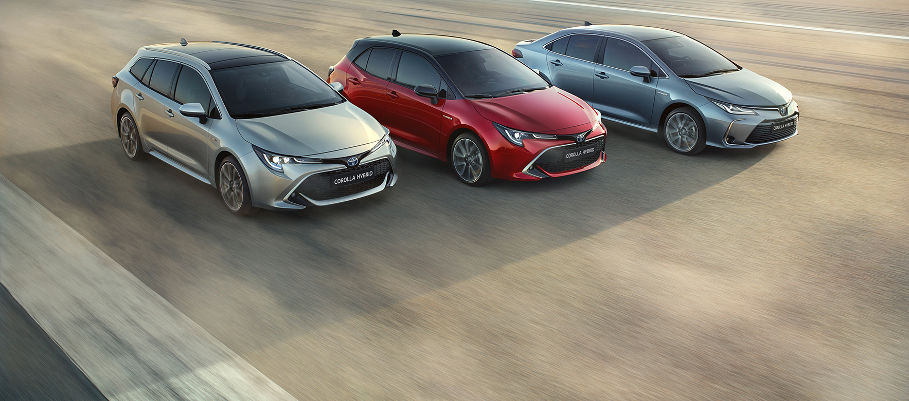 Toyota Corolla Sedán Hybrid