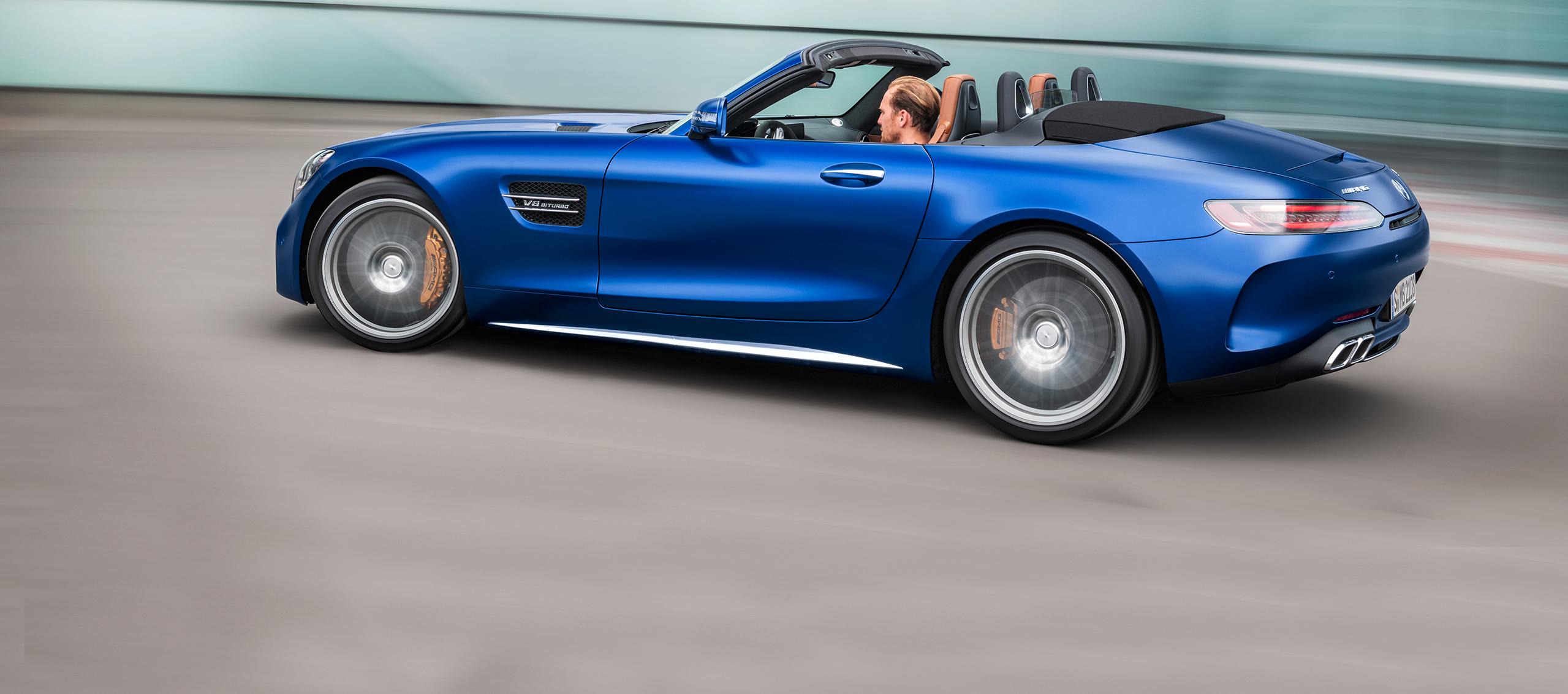 Mercedes-Benz AMG GT y GT R PRO