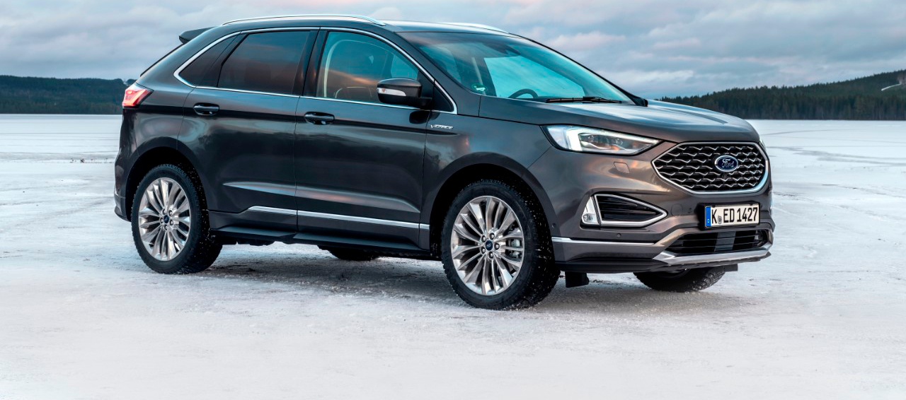 Ayudas para mejor agarre y mejor consumo para el Ford Edge