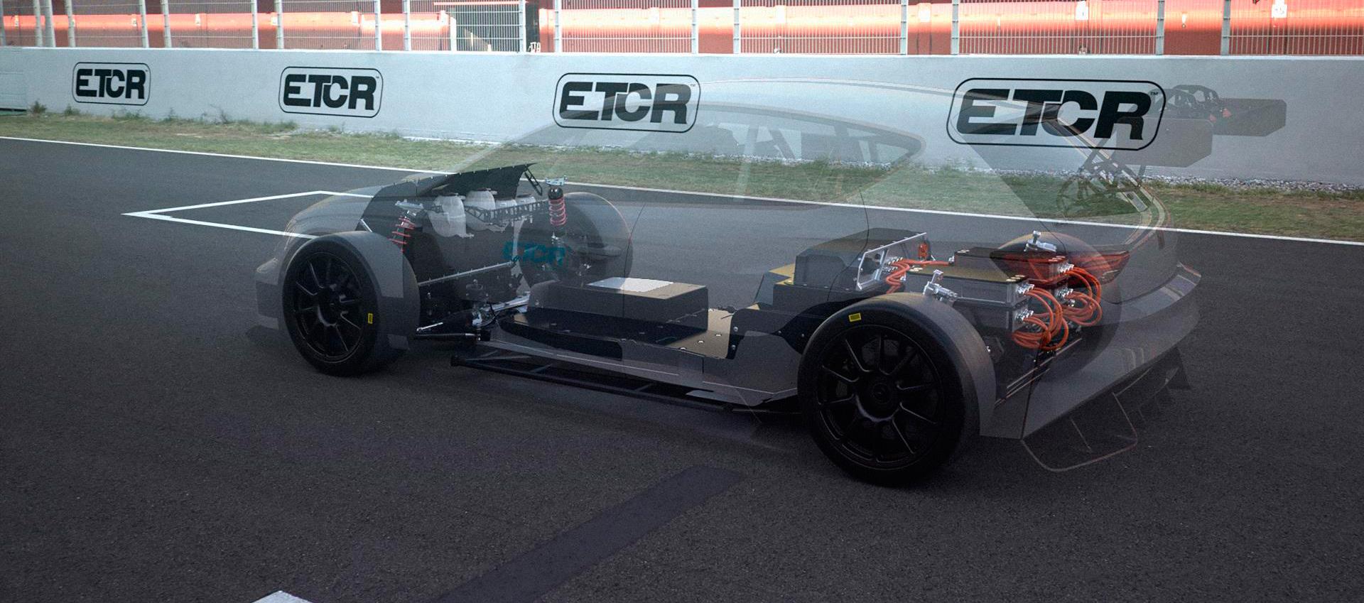 Así es el CUPRA E-Racer por dentro (vídeo)