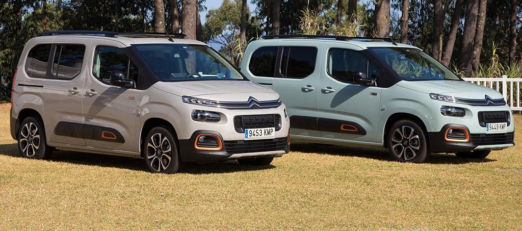 Para este verano la Citroën Berlingo es tu mejor aliado
