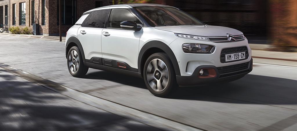 El Citroën C4 Cactus se cuela en estomesuena