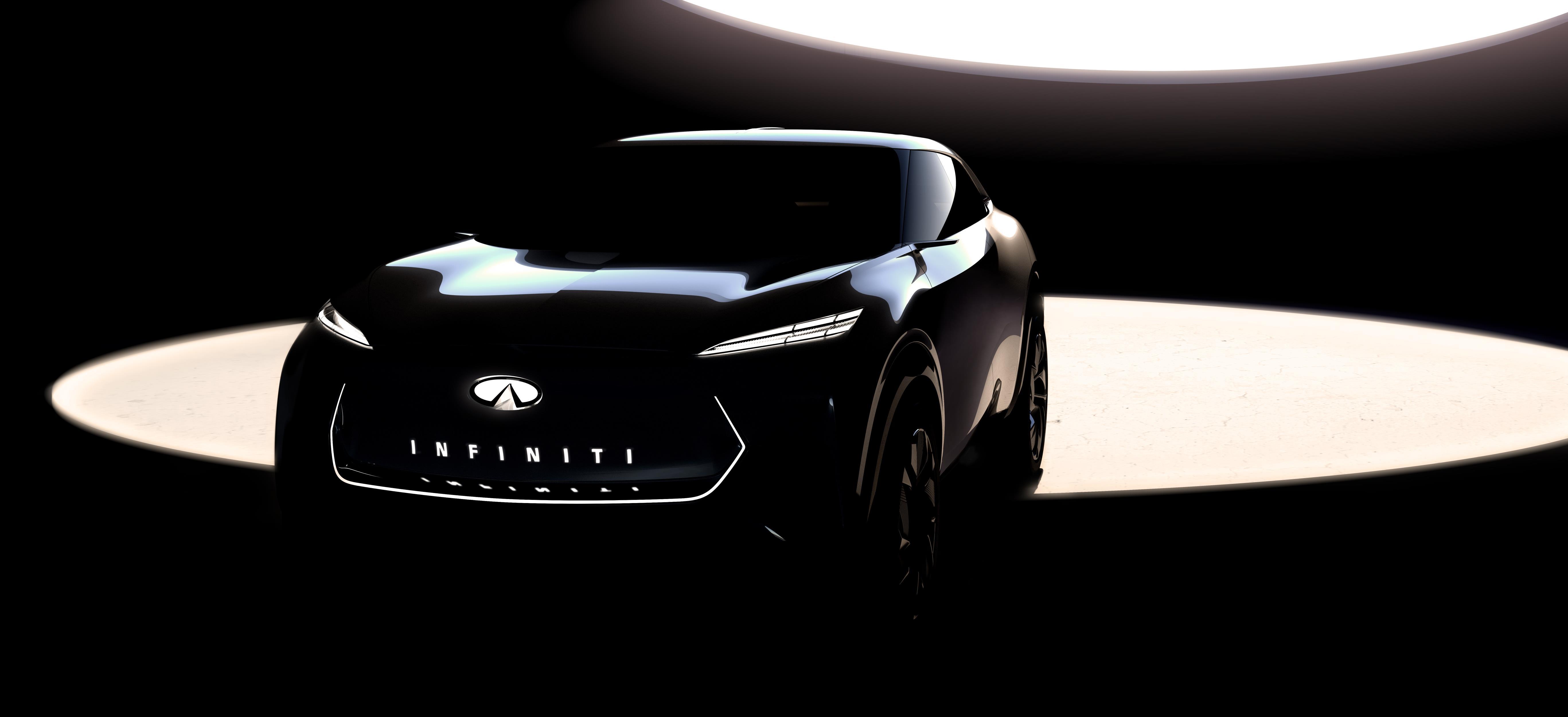 INFINITI presentará en Detroit nueva Paltaforma de vehículo eléctrico y un SUV