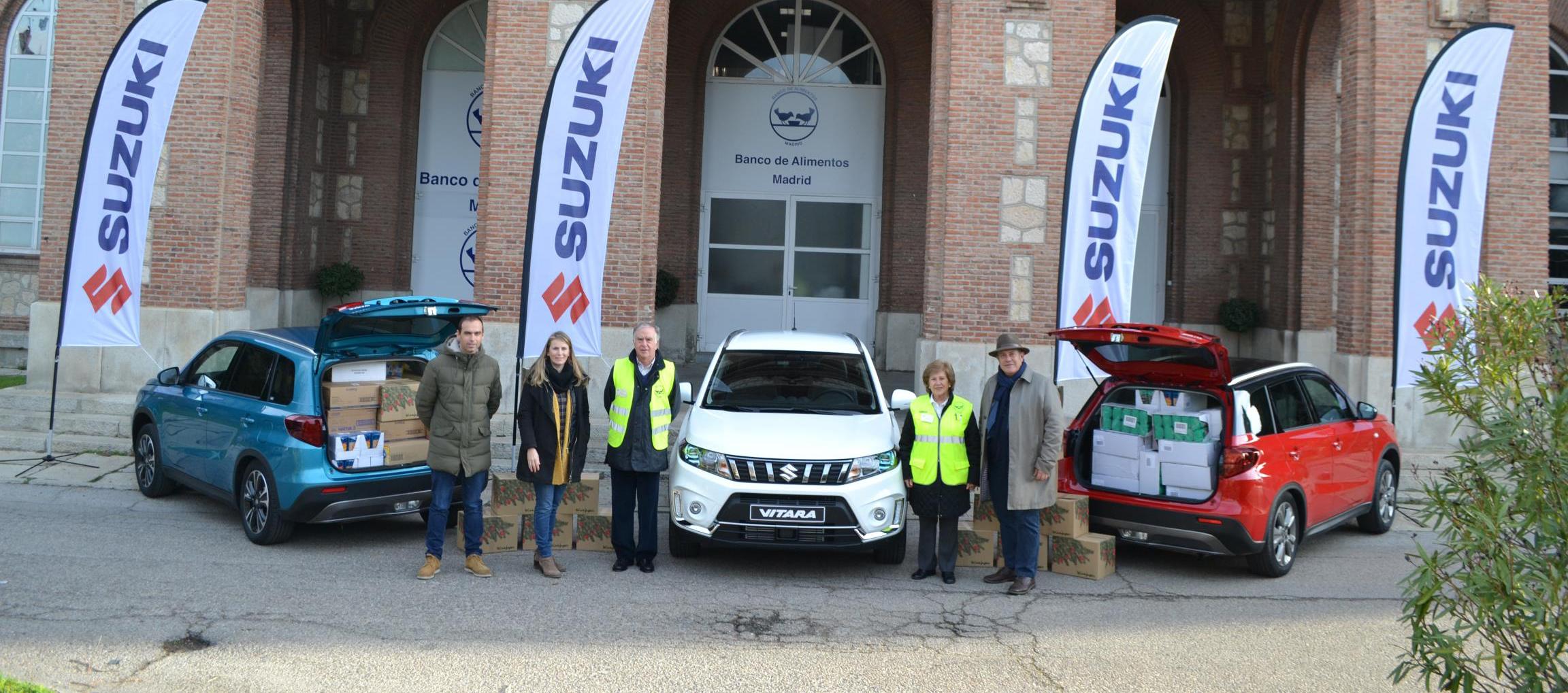 Litros x Kilos, la Campaña de Suzuki para estas Navidades