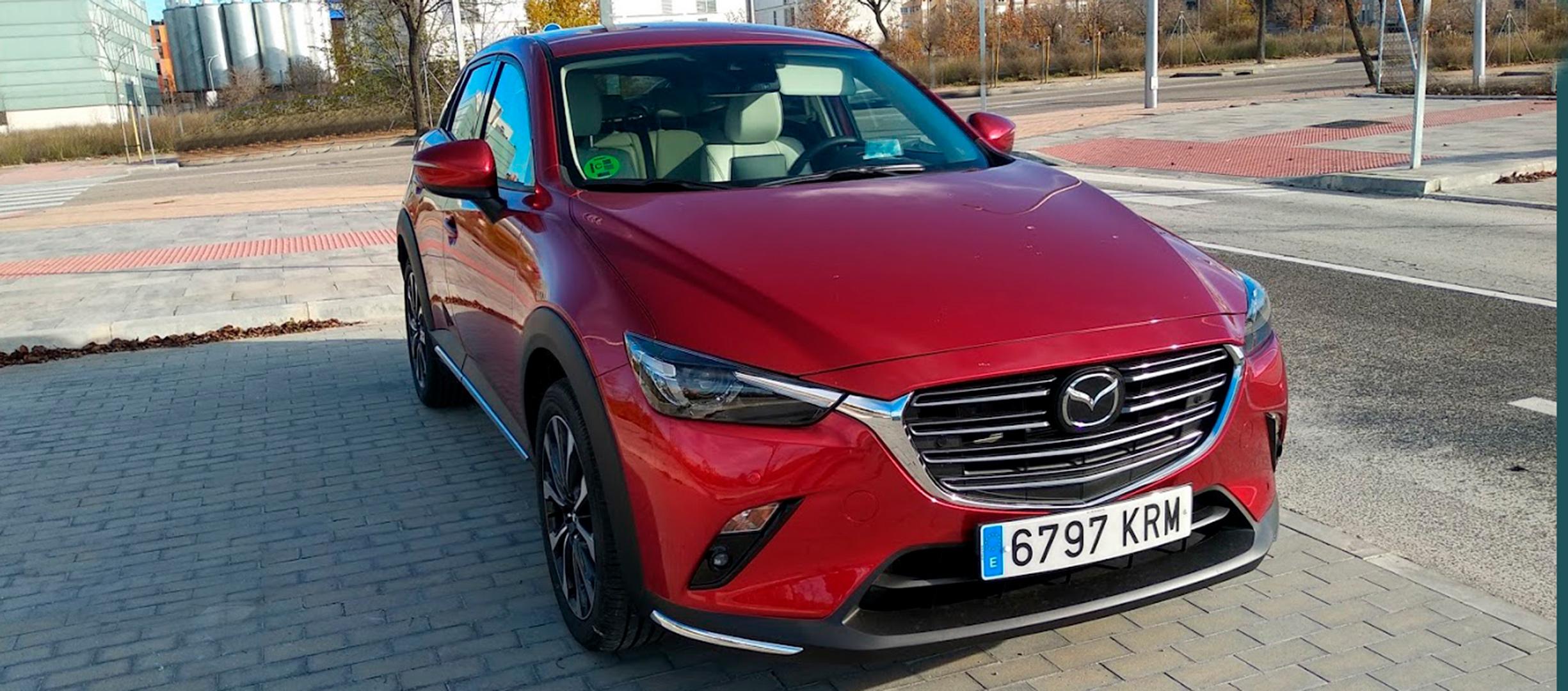 Esta semana en estomesuena os mostramos el Mazda CX3