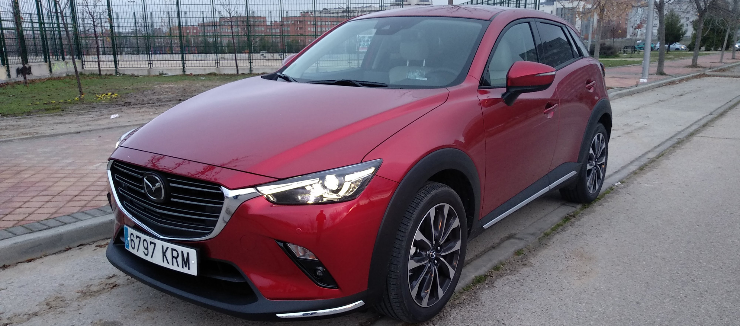 Mazda CX3, el SUV compacto Drive Together