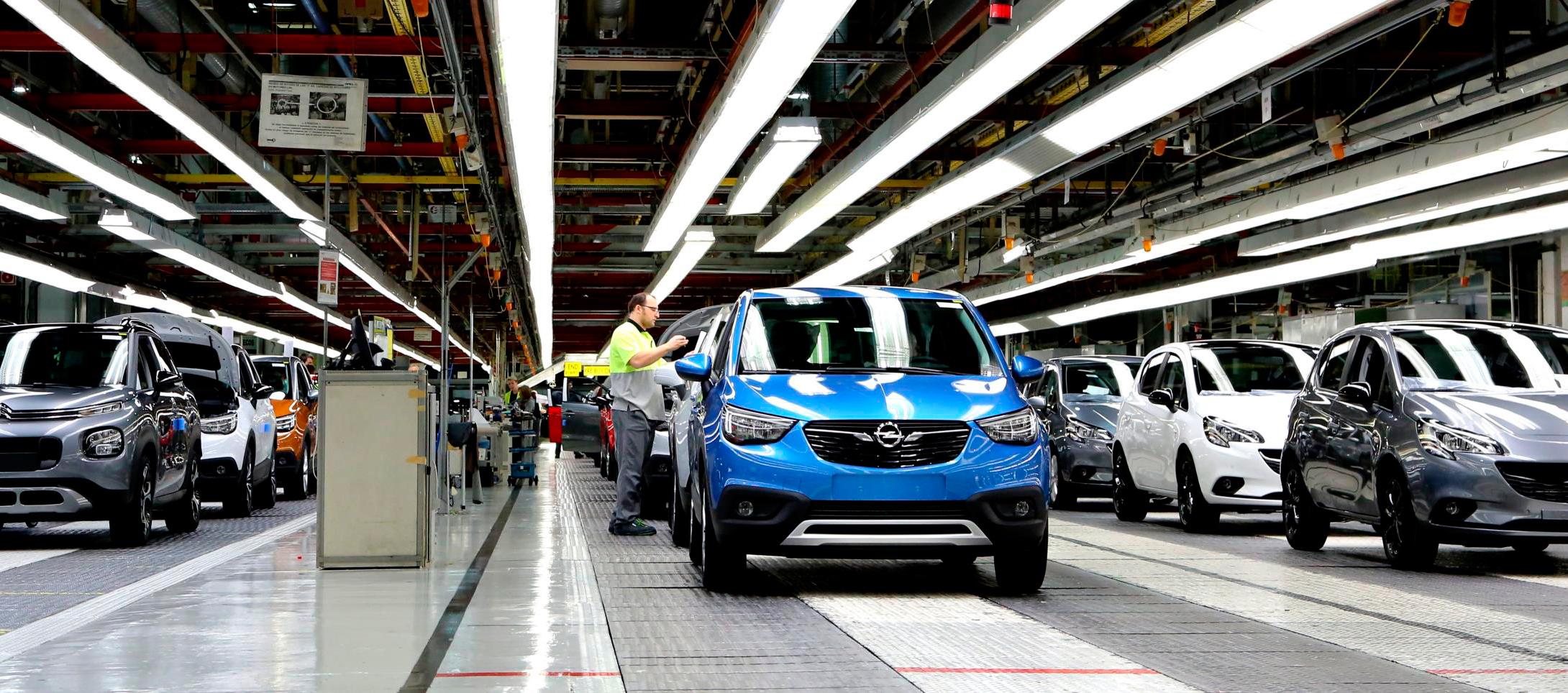 La planta de Zaragoza alcanzó en mayo 48.493 unidades producidas