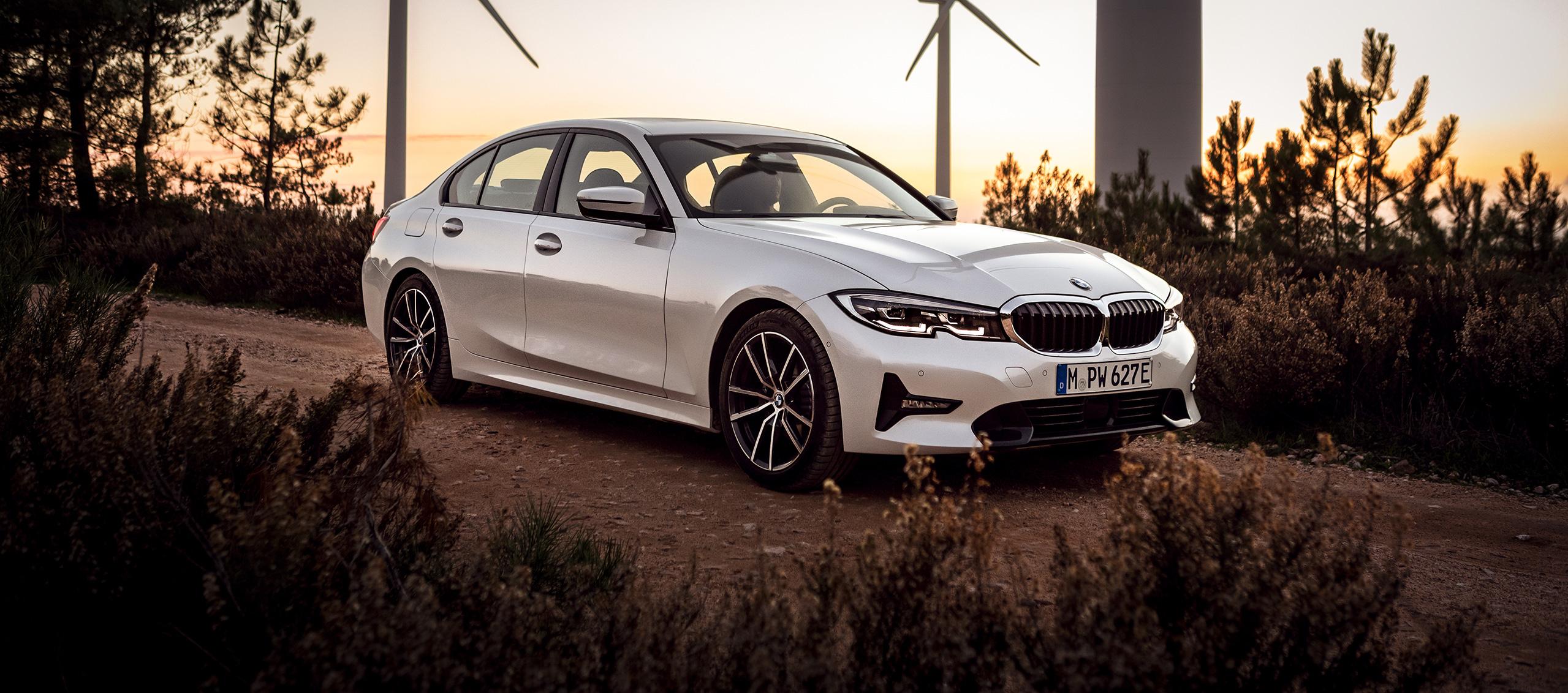 Nuevo BMW 330e Berlina: más deportivo y eficiente que nunca