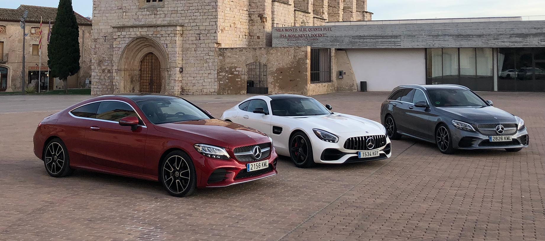 Test Days de Mercedes-Benz. Las novedades de 2018 a prueba