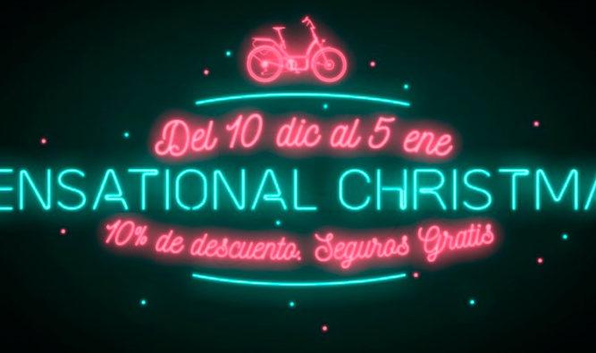 KYMCO España ha anunciado la campaña de Navidad #SensationalChristmas