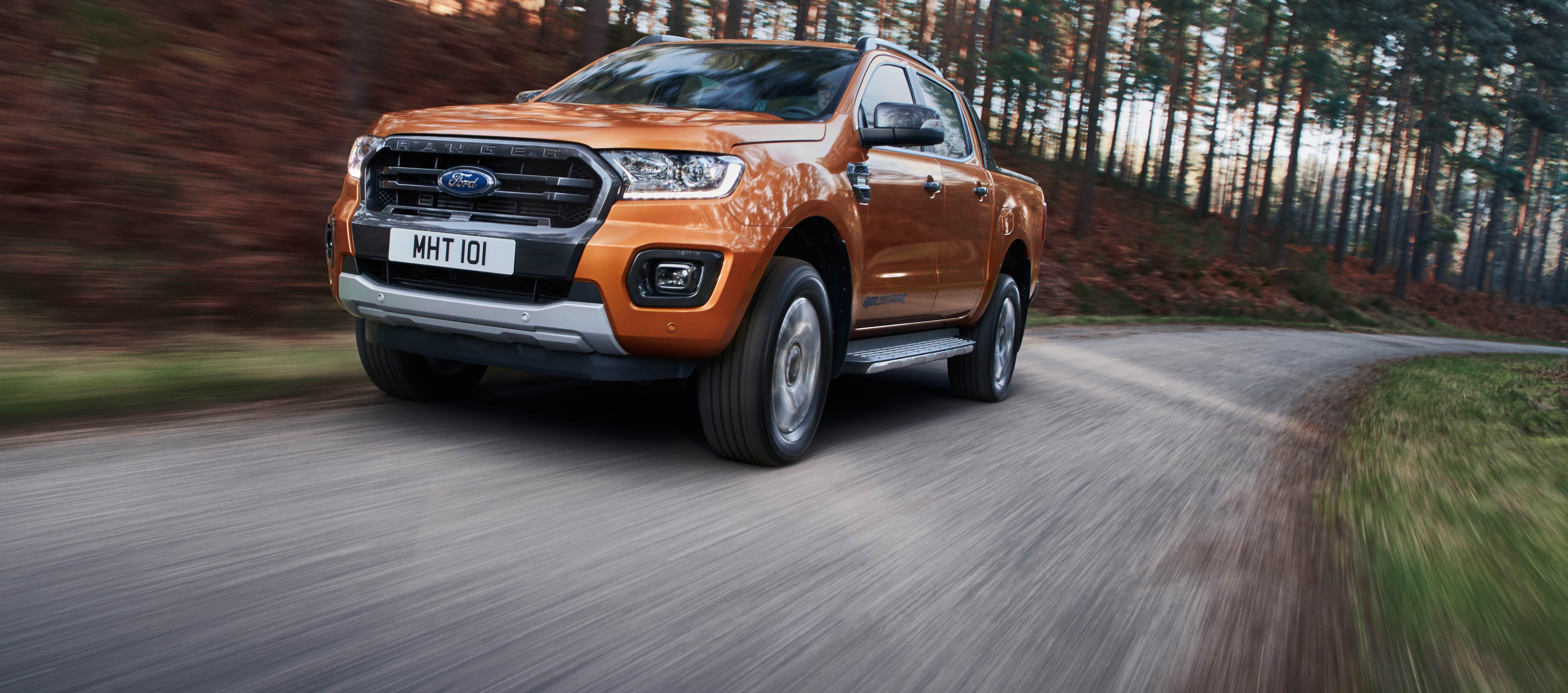 Ford Ranger, más potente, inteligente y eficiente