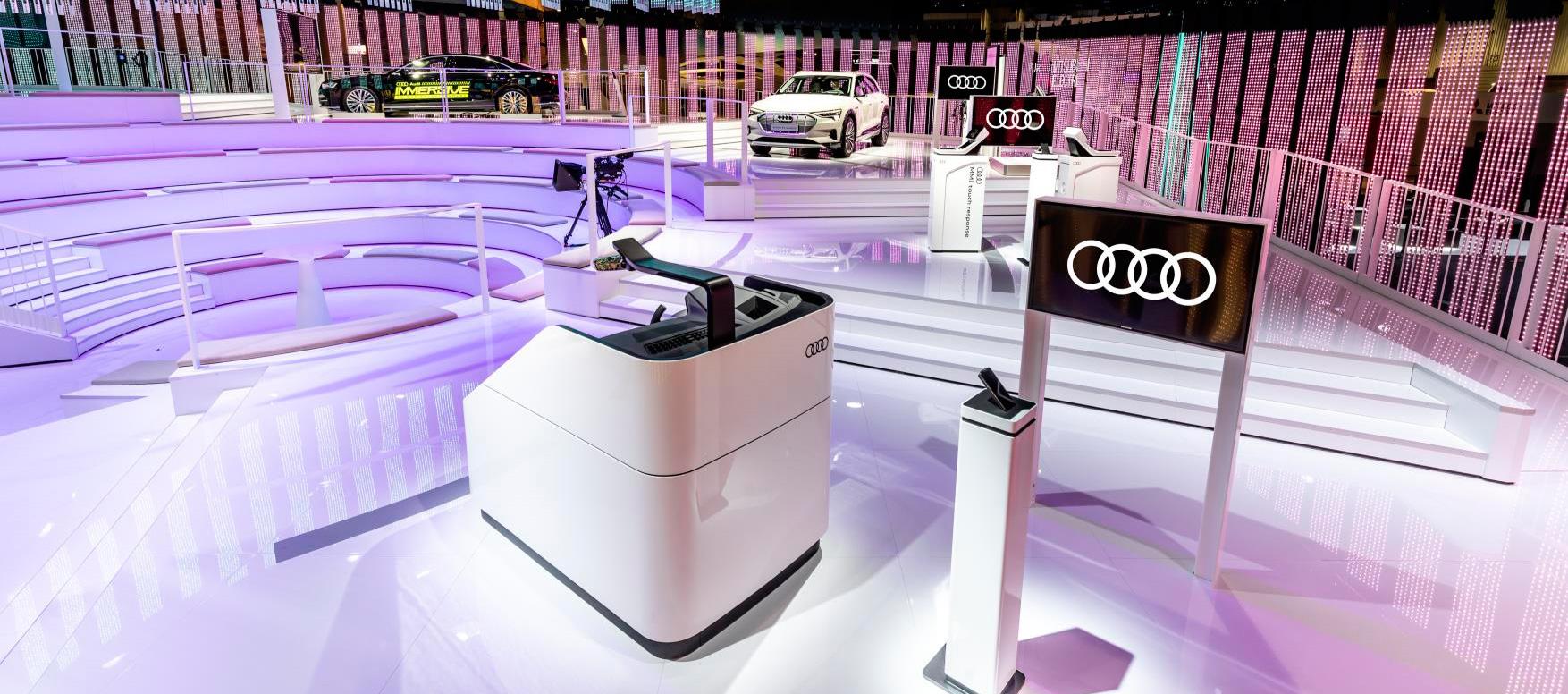 Nueva experiencia en la conducción by AUDI