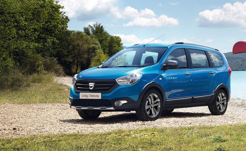 Año nuevo y empezamos el 2019 con el Dacia Lodgy Stepway