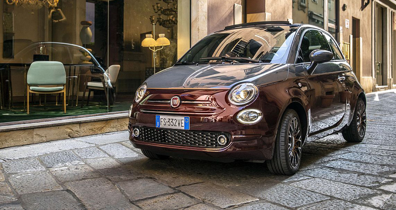 Nuevo récord para FIAT con su Fiat 500
