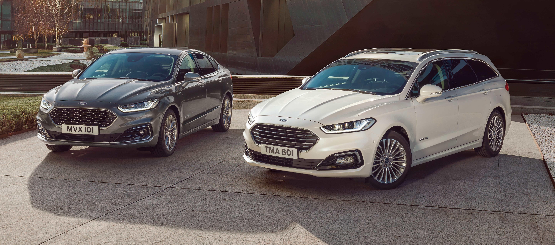 Ford Mondeo Sportbreak híbrido presentado en Valencia